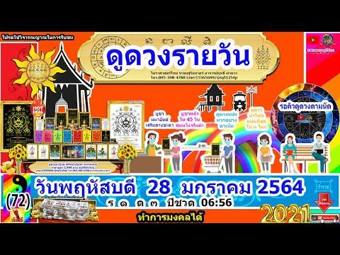 ดูดวง กับ โหราศาสตร์ไทย หมอฤทธิ์ ผ่าดาว ดูดวงรายวัน วันนี้ ลัคนา12ราศี กับนักพยากรณ์มืออาชีพ